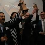CSG, Victoria, Gom en VU winnen Best Practice Award
