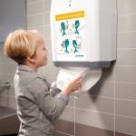Whitepaper handen drogen: Papier, katoen of luchtdroger?