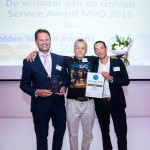 Golden Service Awards: 13 mvo-cases ingediend