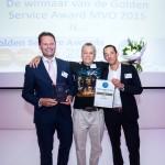 Golden Service Awards: 13 mvo-cases ingediend
