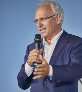 Piet Adema, voorzitter OSB