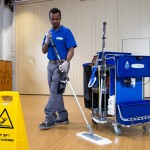 Smart cleaning: absorberen in plaats van versmeren