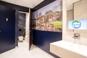 Onlangs opende Sanifair de eerste nieuwe locatie op het treinstation in Zwolle.
