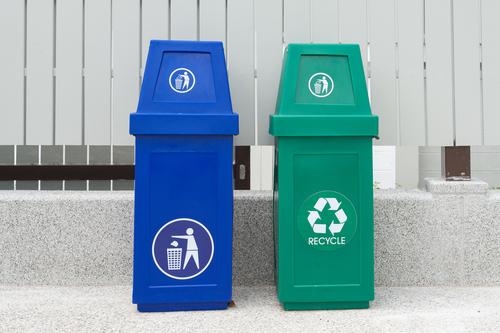 Afval recyclen