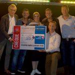 Charity Golf Event levert ruim 12.500 euro op