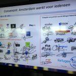 ISS tekent convenant Amsterdam werkt voor iedereen
