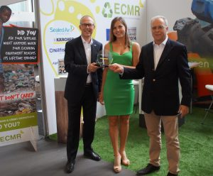 Kaercher Belgium, Winner ECMR Best Manufacturer Sustainability Award 2015 (1)