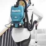 Makita lanceert snoerloze ruggedragen stofzuiger