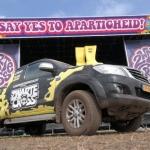 Kärcher actief op Zwarte Cross: 'Apartig schoon'