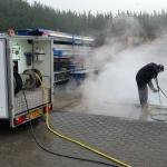 Steamplus: 'Vervuiling een thermoshock geven'