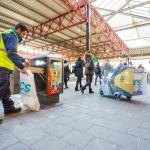 Schoonmaak treinstations: Van output naar outcome…