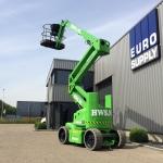 HWS Hoogwerker Verhuur investeert in 'groene' hoogwerkers
