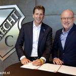 Kärcher treedt toe tot business lounge FC Utrecht