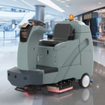 ICE komt met robot schrobzuigmachine