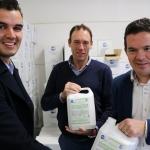 Vloeronderhoud: meer vaste stoffen in nieuw polymeer