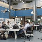 Aanbesteding schoonmaak bij de TU Delft
