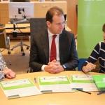 Ook Rijksschoonmaakorganisatie tekent taalakkoord