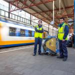 ICS: extra focus op schoonmaak reizigerssector