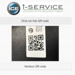 QR-code helpt bij service van schrobmachines en veegmachines