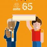 Schoonmaakbedrijf Asito viert 65e verjaardag