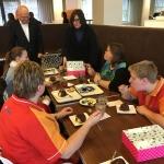 Schoonmaak-cao: acties en Bossche bollen