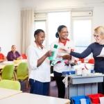 Schoonmaakbedrijf Gom krijgt 3 sterren voor werkgeverschap