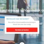 Schoonmaakbedrijf Gom lanceert Directschoon