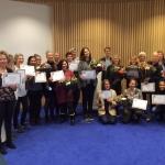 Certificaat voor thuishulpen Tzorg in gemeente Lansingerland