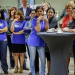 Schoonmakers DJI in dienst van Rijksschoonmaakorganisatie