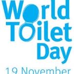 19 november: World Toilet Day