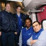 Voorman Hago Rail Services in race voor prestigieuze prijs