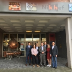 Hectas aan de slag met schoonmaak NWO-Instituut Nikhef