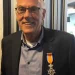 Koninklijke onderscheiding voor schoonmaakgoeroe André de Reus