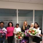 Schoonmakers DFP Schoon behalen diploma basisopleiding