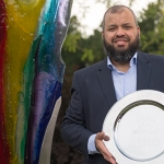 Hassan el Hachimi Asito's schoonmaker van het jaar