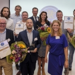 Initial en Hago Rail Services pakken Golden Service Awards