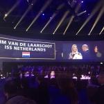 Schoonmaakster Kim van de Laarschot wint wereldwijde prijs