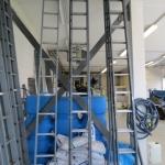 Benodigdheden glasbewassing van failliet Dewena onder de hamer