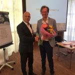 Ron Steenkuijl herkozen als voorzitter vereniging directeuren