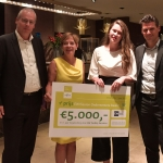 EW Facility Services reikt 8e Ondernemers Award uit