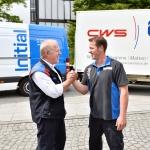 Sanitairleveranciers CWS-boco en Initial samen verder