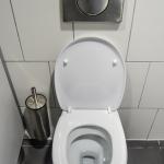 Oplossing voor verwijderen hardnekkige vervuiling toilet