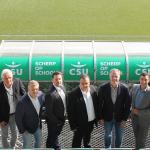 CSU aan de slag met schoonmaak stadion ADO Den Haag