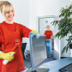 Omzet Duitse schoonmaakbedrijven komt uit op 17 miljard euro