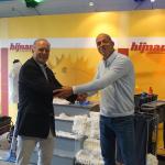 Hijman schoonmaakartikelen kiest ECMR voor recycling machines