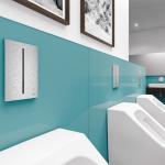 TECE lanceert nieuwe infrarood spoelactivering voor urinoirs