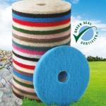 Wecoline vloerpads gecertificeerd door Green Seal