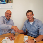Schoonmaakbedrijf Westerveld aan de slag met software Leviy