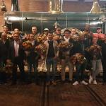 Hago Rail Services huldigt zeventien jubilarissen