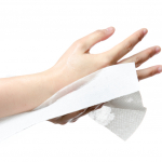 Handen drogen: Papier, katoen of luchtdroger?